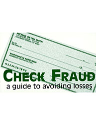 Check Fraud: A Guide to Avoiding Losses | OCC