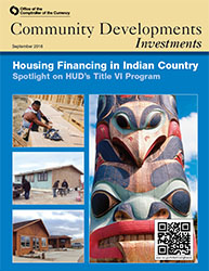 Community Developments Investments (September 2016)