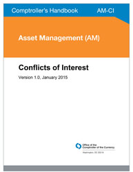Comptroller's Handbook: Conflicts of Interest | OCC