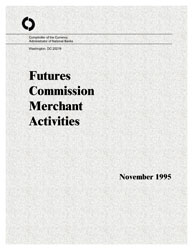 Comptroller's Handbook: Futures Commission Merchant Activities Cover Image